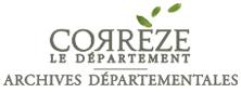 Archives Départementales de la Corrèze