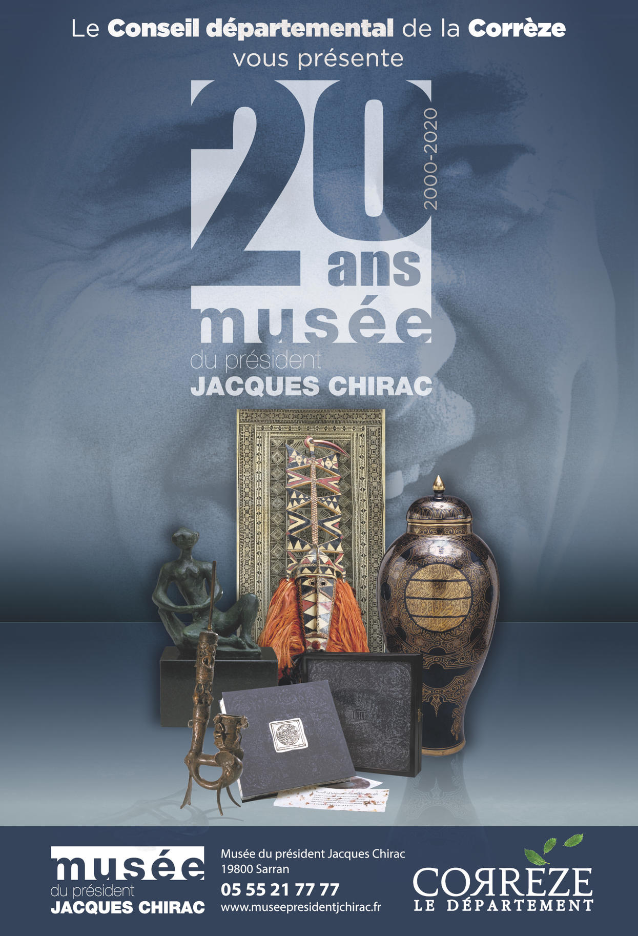 Musée Jacques Chirac Exposition