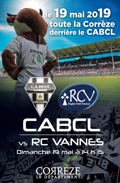 cabcl rugby correze