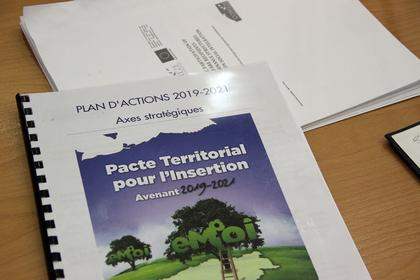 Pacte Territorial d'Insertion 2019-2021