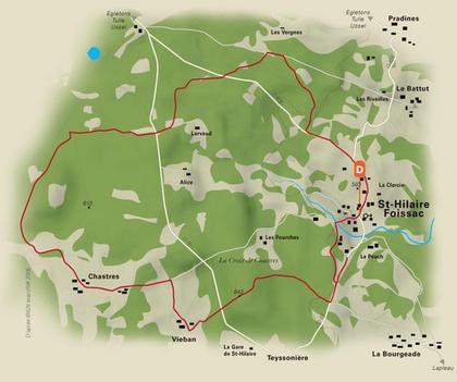 Les randonnées pédestres | Conseil Départemental de la Corrèze