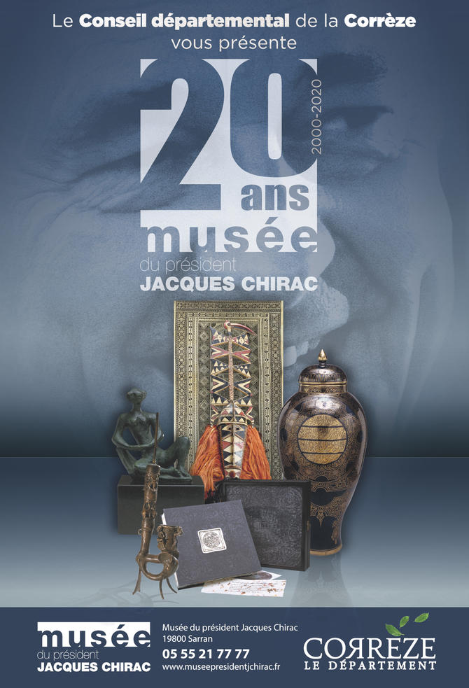 Exposition 2020 Musée Jacques Chirac