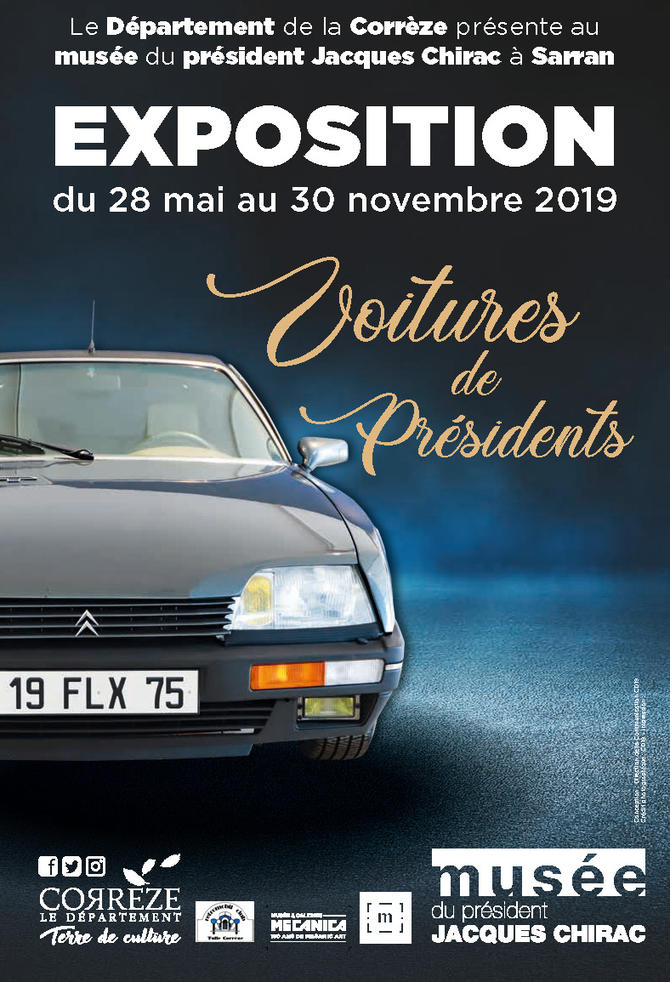 Exposition Jacques Chirac
